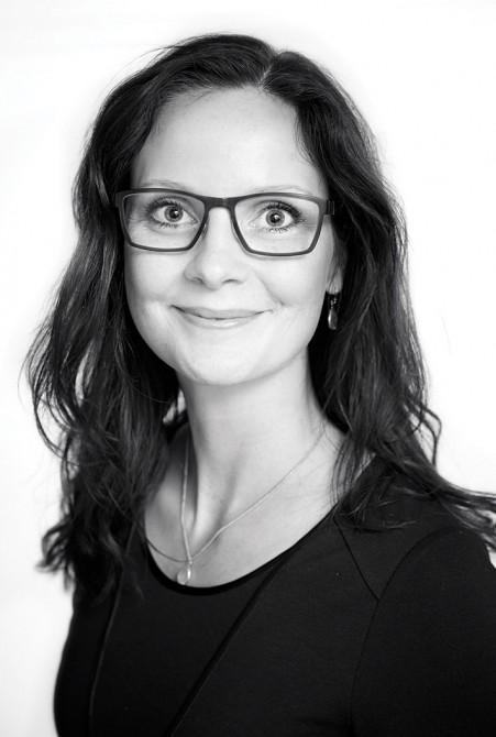 Sabine Schrøder, Psykolog